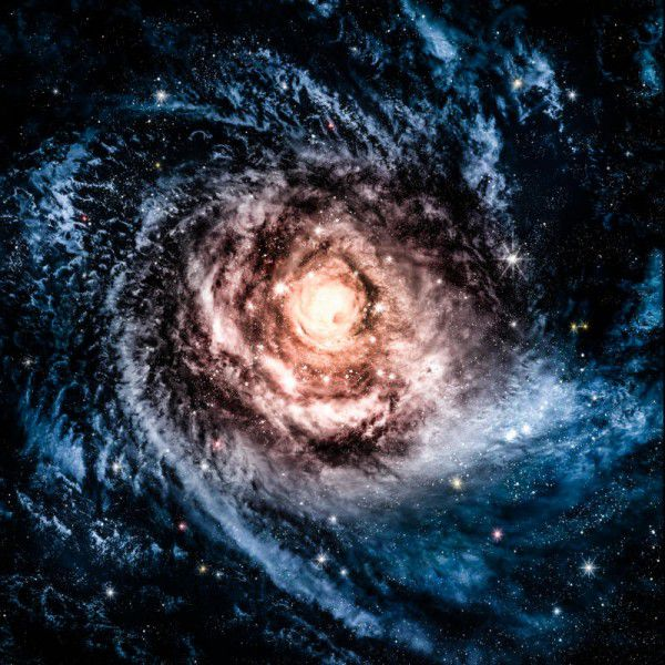 Der Andromedanebel ist die Nachbargalaxie der Erde.Shutterstock
