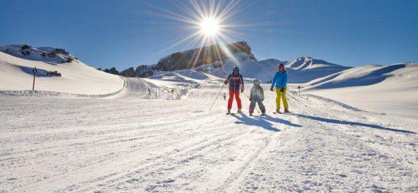 Modernisierung steht im Skigebiet Ifen an. NEUE/Archiv