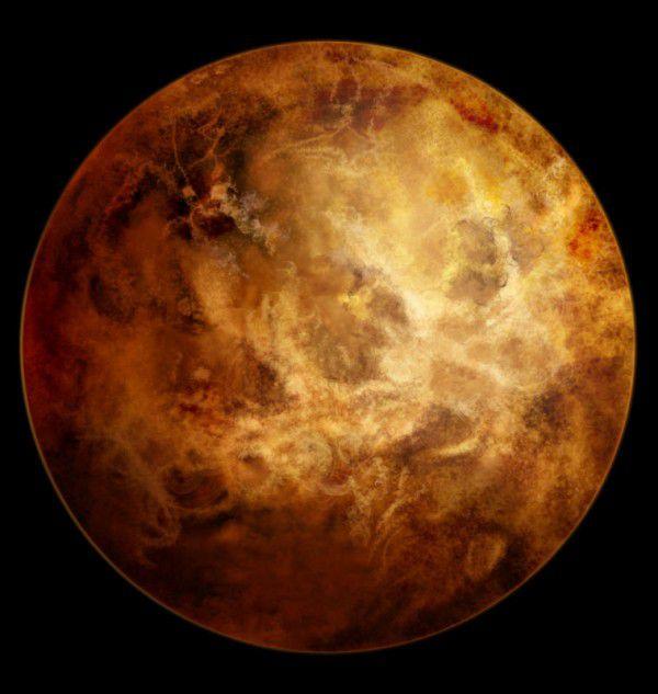 Die Venus beginnt als Morgenstern und zieht sich Ende des Monats zurück. Shutterstock