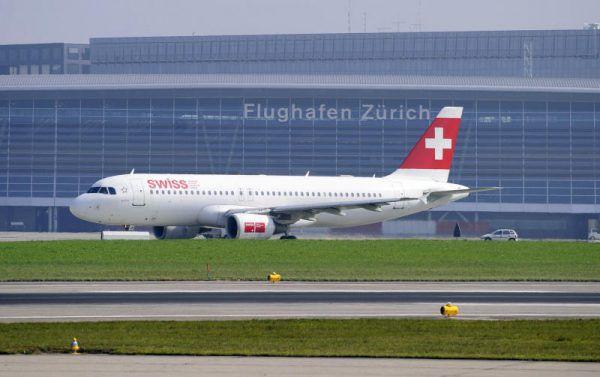 Viele Flugzeuge sind auch im Februar nicht gelandet. AP