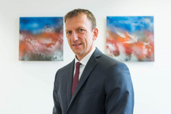 AMS-Landesgeschäftsführer Bernhard Bereuter.Stiplovsek