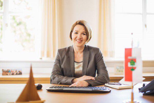 Andrea Kaufmann ist seit 2013 Bürgermeisterin von Dornbirn.stadt dornbirn