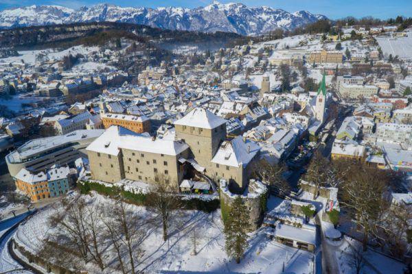 Etwa 102 Millionen Euro beträgt das Haushaltsvolumen im kommenden Jahr in Feldkirch.Hartinger/archiv
