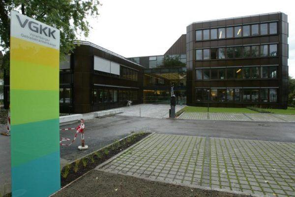 Bis Ende 2018 sollen die Umbauarbeiten in der VGKK in Dornbirn dauern. neue-Archiv
