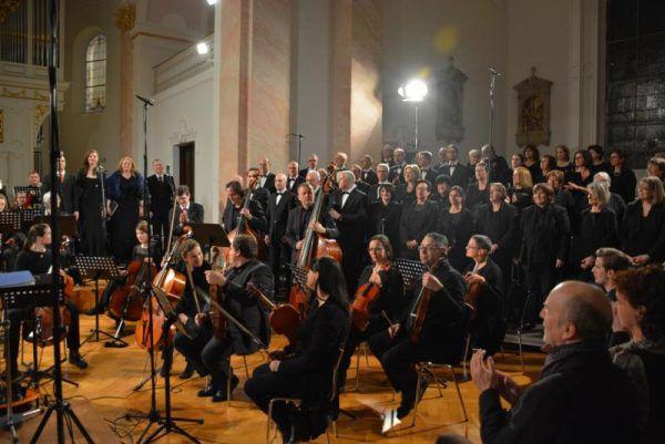 Chorakademie Vorarlberg.Bruno Dressel