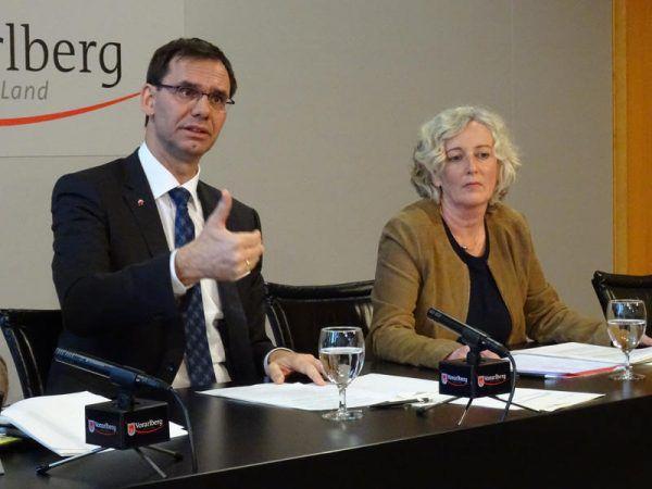 Markus Wallner hat keine Eile bei der Listenerstellung. VLK