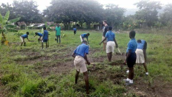 Das Projekt ist in einem Vorort der ghanaischen Hauptstadt Accra angesiedelt. Florian Bernhart