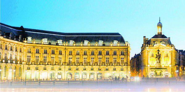 Die Altstadt von Bordeaux ist seit 2017 Unesco-Welterbe. JUSTIN FOULKES/LONELY PLANET