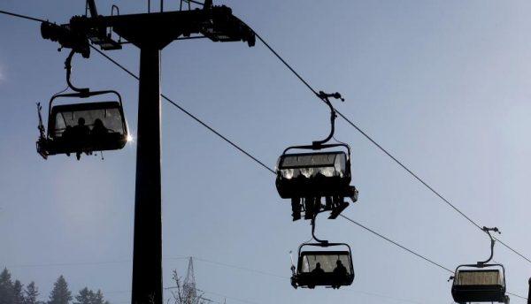 Die Transportkapazität der Lifte ist in Skigebieten entscheidend für die Wertschöpfung. symbolbild/apa