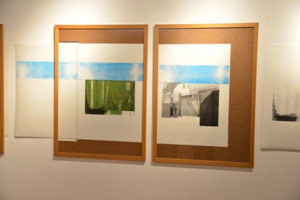 Die Werke junger Künstler sollten genau betrachtet werden.