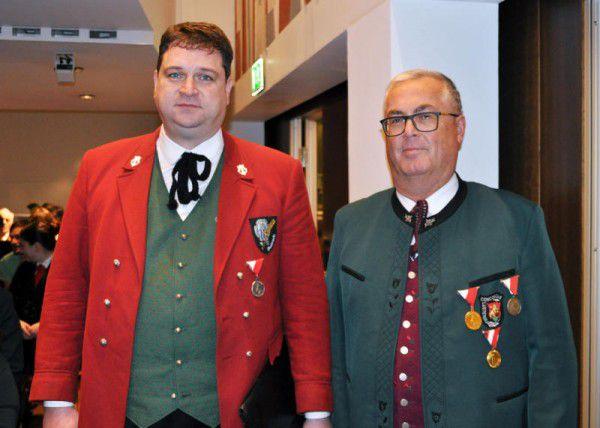 Franz Dunkl und Michael Bösch.