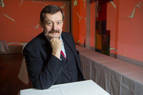 """Gruber war Mitglied der Science Busters - der """"coolsten Science-Boygoup der Milchstraße"""".Klaus Hartinger"""