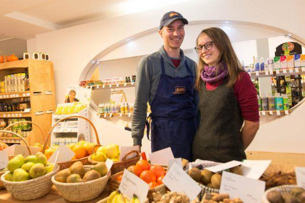 Im Mai 2016 haben Bernhard Almer und Moreen Dänhardt das Feldsafran in Feldkirch eröffnet.Dietmar Stiplovsek