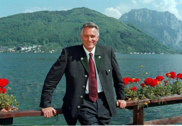 Klaus Wildbolz. APA/ NEUMAYR