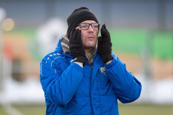 Martin Harrer trumpfte unter Neo-Coach Martin Scherb groß auf. Stiplovsek (2)