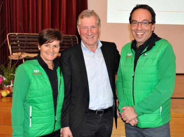 ... Markus Amann, Obmann OGV Vorarlberg.