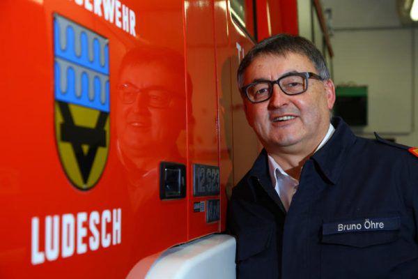 Seit Ende letzten Jahres ist Bruno Öhre Landesjugendreferent beim Feuerwehrverband.Hofmeister (2), hartinger