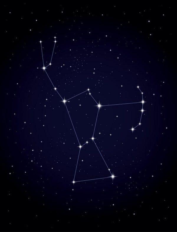 Dem Schulterstern im Orion steht sein Ende bevor. Shutterstock