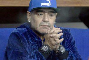 Maradona kritisiert argentinischen Fußball scharf