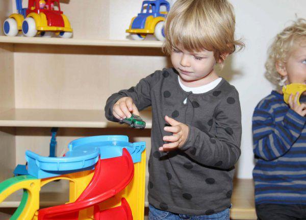 In dem Kinderhaus wird Platz für einen Kindergarten und die Betreuung von Kleinkindern geschaffen.NEUE Archiv