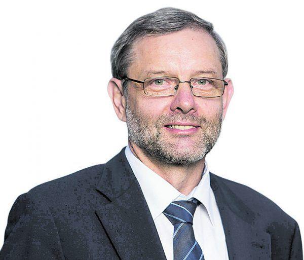 Erich Baldauf, Pfarrer in Hard