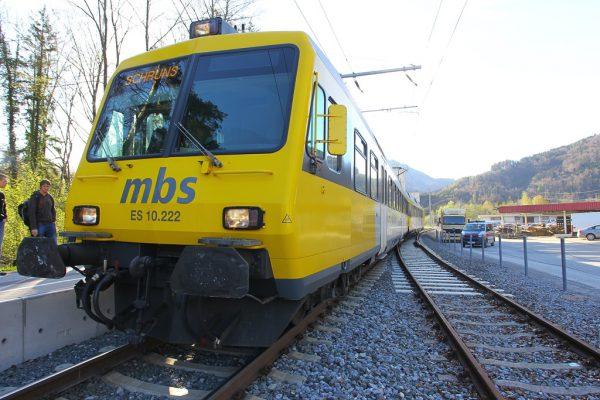 Diskussionen um die Montafonerbahn.NEUE/Archiv