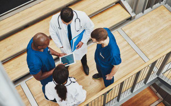 26 Ärzte sind mit Oktober in Vertragspraxen mit Jobsharing-Vereinbarungen tätig.Symbolbild/Shutterstock