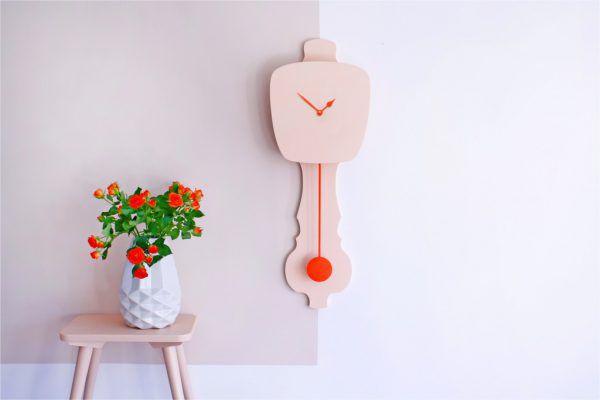 Auch Uhrendesign von Kloq wird präsentiert. Kloq
