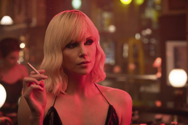 Charlize Theron als Agentin.Focus Features LLC.