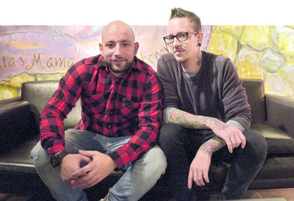 Christopher Seiler (l.) und Bernhard Speer.apa/hans Punz