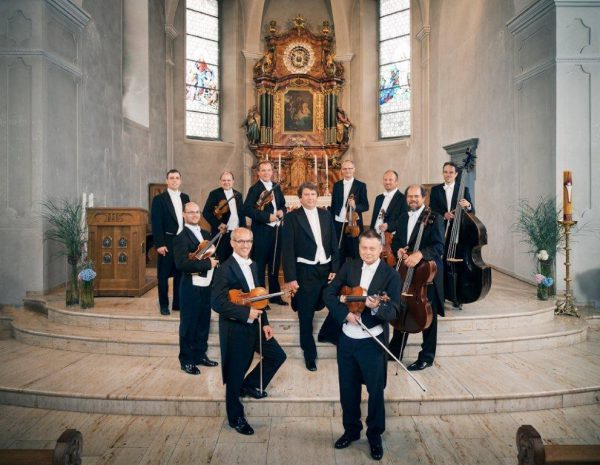Das Barockensemble wird in der Pfarrkirche Schwarzach spielen.Wiener Symphoniker