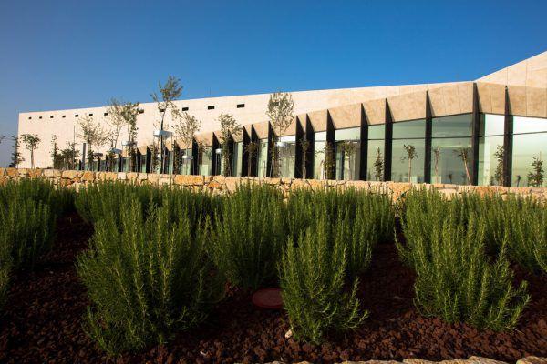 Das Palästinensische Museum. The Palestinian Museum/Bassam Al Mohor