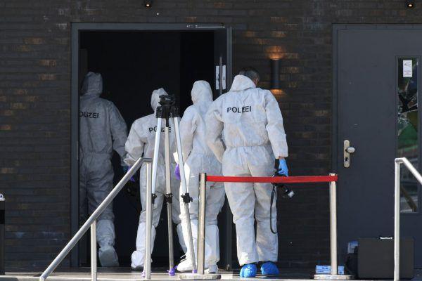 Der Ablauf der Schießerei in der Disko wurde rekonstruiert.AFP