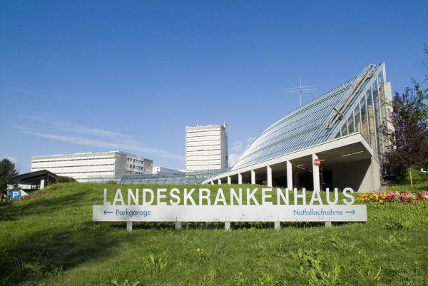 Der Hauptsitz des Vivit-Instituts ist am Landeskrankenhaus Feldkirch. Archiv/NEUE