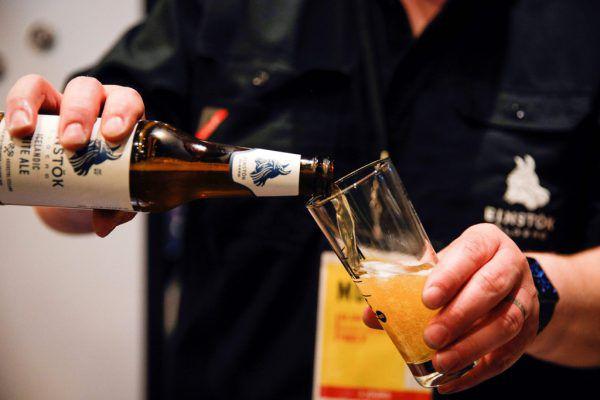 Die Bierproduktion in der EU ist gestiegen. AFP