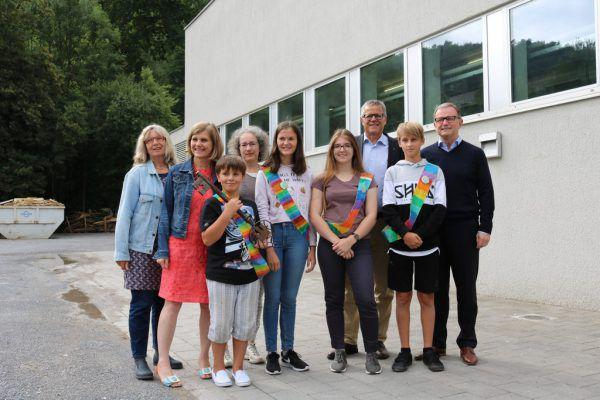 Die Kinderstadt wurde am Montag feierlich eröffnet.STadt Feldkirch