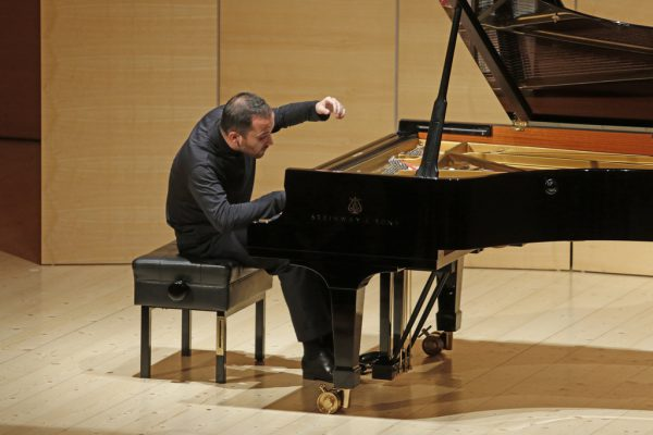 Ein faszinierender Pianist: Igor Levit in Schwarzenberg. Schubertiade