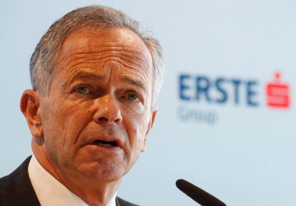 Erste-Boss Andreas Treichl: Banken sind gerüstet.APA