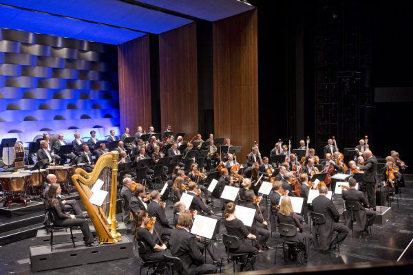 Fantastisches boten die Wiener Symphoniker.