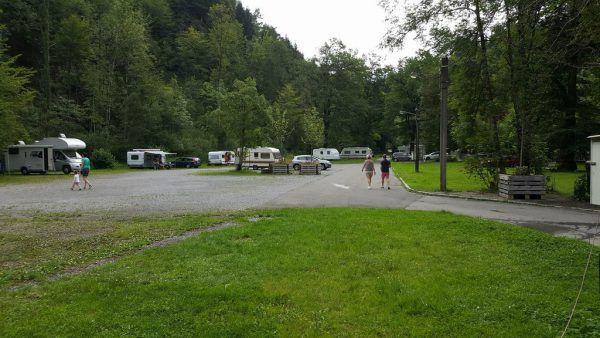 Ein Plus verzeichneten die Betreiber von Campingplätzen. Archiv