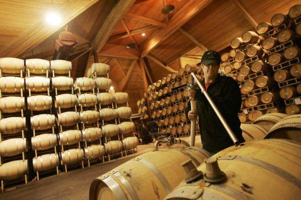 Für die Weinbauern in Kalifornien könnte es nach der Legalisierung von Cannabis eng werden.Reuters