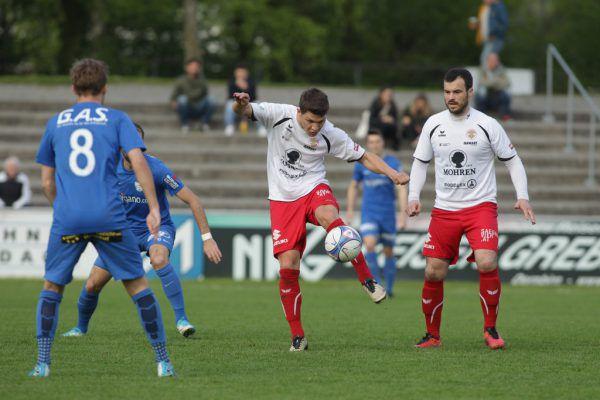 In der Vorsaison besiegte der FC Dornbirn den SV Grödig auf der Birkenwiese überraschend mit 1:0.Klaus Hartinger
