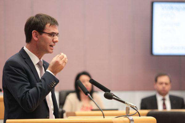 Landeshauptmann Markus Wallner betonte die Wichtigkeit der Zusammenarbeit.KLaus Hartinger