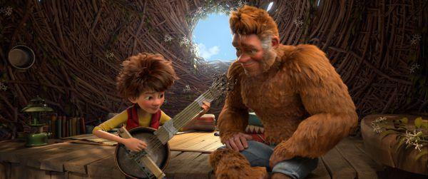 """Liebenswerte Figuren in """"Bigfoot Junior"""".Studiocanal"""