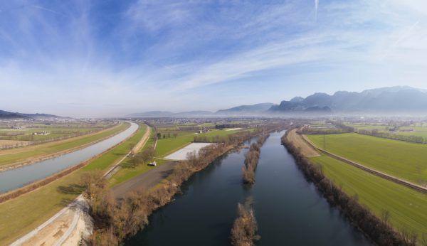 Mehr Raum brauchen der Rhein, die Ill und die Bregenzer Ach. Dieser Ansicht sind die Experten des WWF.© Stiplovsek