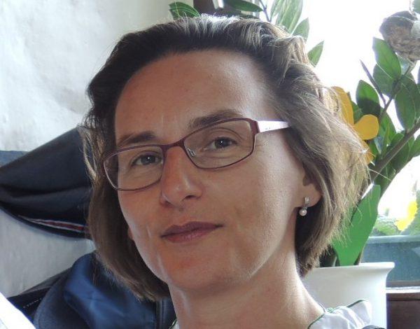 Obfrau Sieglinde Rüdisser.