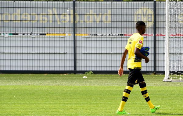 Ousman Dembele will gehen.Apa