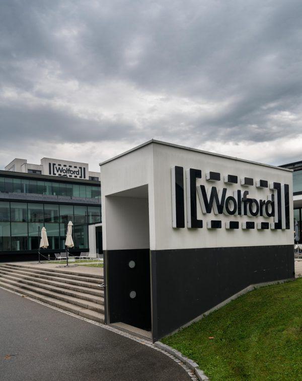 Die Wolford-Liegenschaft in Bregenz wurde von Blum gekauft.Stiplovsek