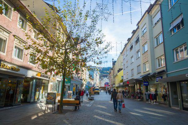 Bregenz ist die teuerste Landeshauptstadt. Hartinger