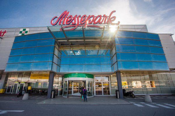 Der Messepark hat gegenüber dem Vorjahr ein Umsatzplus erwirtschaftet.Steurer